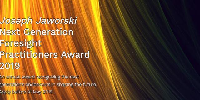 Next Generation Foresight Practitioners Award